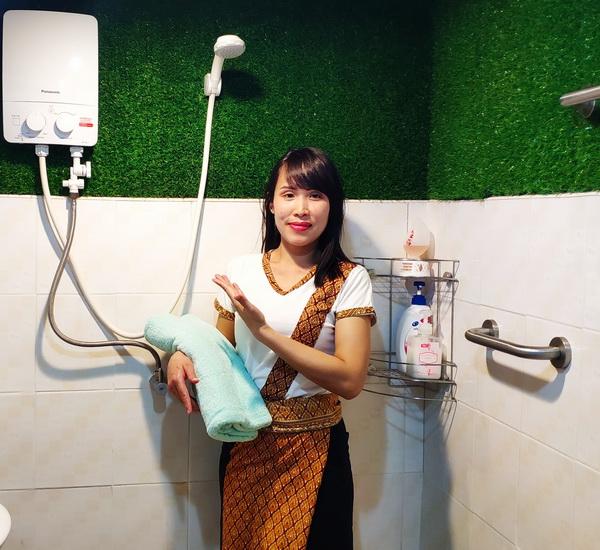 Buriram Massage Shower