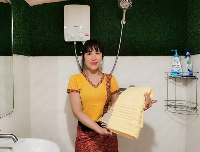 Buriram Massage Warm Shower