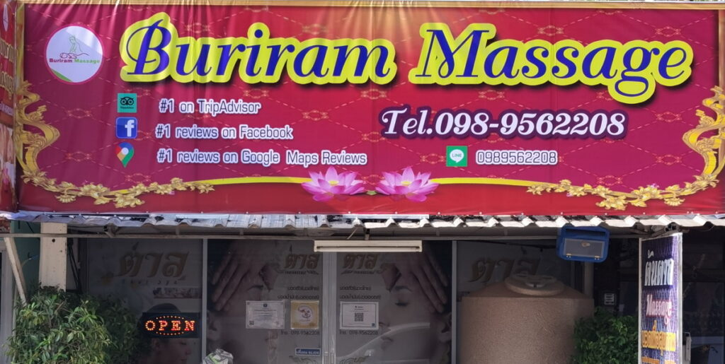 Best Buriram Oil Massage